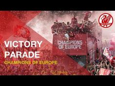 Liverpool FC Champions of Europe Parade - YouTube