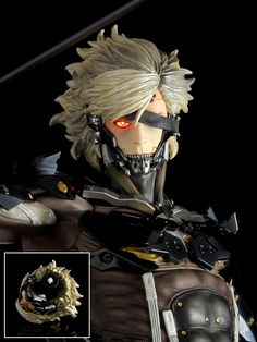 [Gecco] Metal Gear Rising Revengeance 1/6 RAIDEN: Full Photoreview http://www.gunjap.net/site/?p=243789