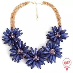 Flores azul rey! Be ready for spring