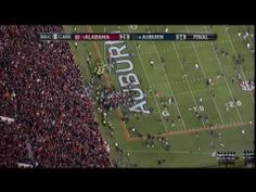 Watch the video here: | Auburn Radio Announcer Goes Crazy Calling The Final Play Of The Game