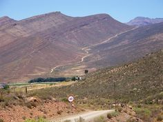 Grootrivier Pass