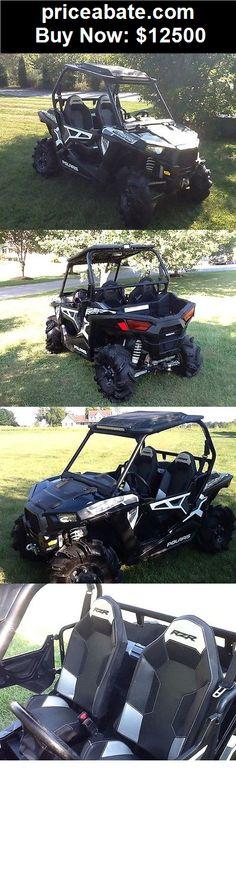 Power-Sports-ATVs-UTVs: 2015 Polaris RZR 900 EPS Trail - BUY IT NOW ONLY $12500