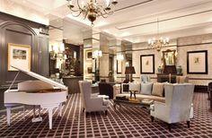 2015 Interior Design trends for Hospitality projects: What is coming! Best Interior Design, Interior Design Inspiration, Interior Designing, Michelangelo Hotel, Haymarket Hotel, Luxury, Furniture, Boutique Hotels, Cafes