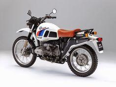 MotArt: BMW R80GS Paris Dakar