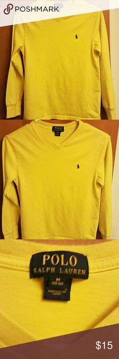 Polo Ralph Lauren Long Sleeve Top EUC- No defects- firm on low price please:) Polo by Ralph Lauren Shirts & Tops Tees - Long Sleeve