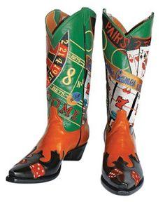 Gambler Boots, Lazy SB Boots, West, TX