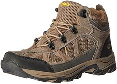 Northside Caldera Junior Hiking Boot (Little Kid), Stone/Yellow, 2 M US Little Kid -- Be sure to check out this awesome product.