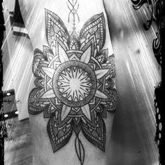 tattoo breda,mandala tattoos