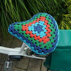 Bicicleta asiento cubierta bicicleta asiento por FromJeanne en Etsy
