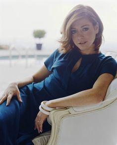 Alyson Hannigan - actress - born 03/24/1974   Washington, DC
