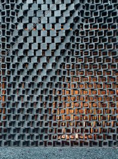 ideas exterior wall design texture for 2019 Parametric Architecture, Brick Architecture, Architecture Details, Interior Architecture, Exterior Wall Design, Brick Design, Facade Design, Brick Facade, Brick Wall