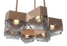 Vega Ring Six Chandelier by Matthew Fairbank Design