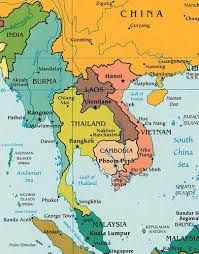 south east asia map - Google Search
