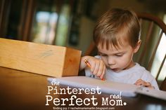 the pinterest perfect real mom.