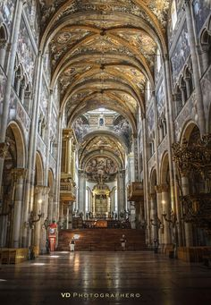 Parma's Cathedral by VD Photographer on 500px