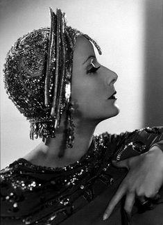 Greata Garbo as Mata Hari  my diva