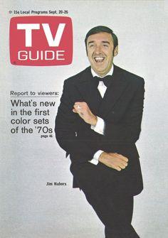 TV Guide: September 20, 1969 - Jim Nabors