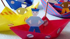 Origami facile pour les enfants