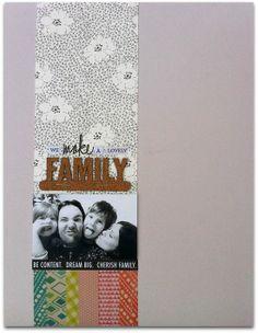 We make a Lovely family by Rockermorsan