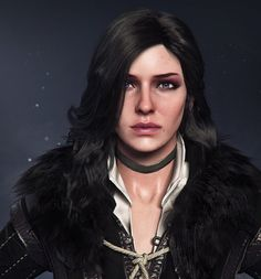 Yennefer of Vengerberg Fan Page Witcher 3 Yennefer, Yennefer Cosplay, Witcher Art, Yennefer Of Vengerberg, The Witcher Wild Hunt, The Witcher Game, The Witcher Books, The Last Wish, Dark Elf
