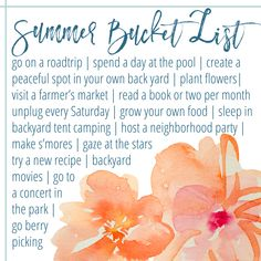 Summer Bucket List Ideas   Just Look Up by Courtney Walsh Spiritual Needs, New Living Translation, Prayer Book, Summer Bucket Lists, Grow Your Own Food, Looking Up, Nonfiction, Summer Fun, Childrens Books