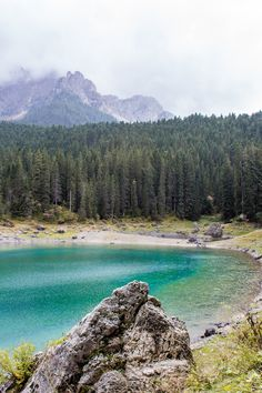 Roadtrip in the Alps : Laghi di Carezza & Tovel | The Flying Dutchwoman