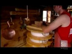 How It's Made Swiss Cheese