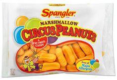 Circus Peanuts Gelatin Recipe