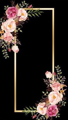 ideas for art wallpaper black floral wallpapers Flower Backgrounds, Wallpaper Backgrounds, Iphone Wallpaper, Phone Backgrounds, Black Floral Wallpaper, Flower Wallpaper, Corporate Identity Design, Ecommerce Webdesign, Credit Card Design