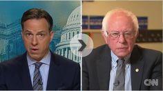 Feel the Bern! On Saturday Socialist Democrat Bernie Sanders said he would fire Debbie Wasserman Schultz as DNC Chair. Sanders also told Jake Tapper he ... #Democrat