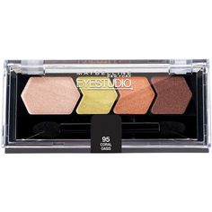 Maybelline Eye Studio Color Plush Silk Eye Shadow -  Coral Oasis ($6.59) ❤ liked on Polyvore featuring beauty products, makeup, eye makeup, eyeshadow, beauty, eyes, coral oasis, maybelline eye shadow, maybelline eyeshadow and eye brow makeup