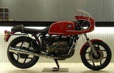 club 59 motors cafe racer and.....: BMW R 65 elegance cafe racer