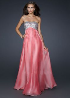 Strapless Candy Pink Long Sequin Top Prom Dresses [Strapless Candy Pink Long Sequin Top] - $166.00 : Prom Dresses On Sale, 60% off Dresses for Prom Night 2013