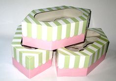 Boutique Cupcake Boxes by Jules Cupcakes