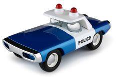 Maverick Heat Car - Police Blue