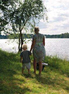 Sommerstunder med udsigt   Boligmagasinet.dk