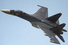 Sukhoi Su-35 - Russia