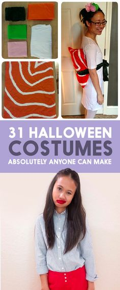 31 Halloween Costumes That Require Absolutely No Skill #lol #daleholmanmaine