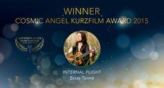 WINNER Cosmic Angel Short Film Award Grande 2015 – Kurzfilmpreis 2015 @ Cosmic Cine Film Festival 2015