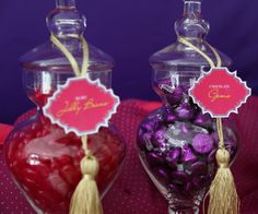 Morrocan Themed Dessert Table