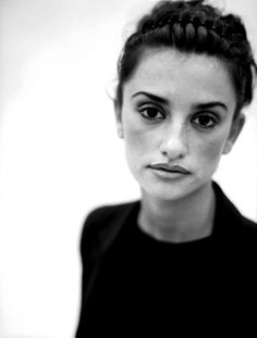 Penelope Cruz #ShaBoomProducts #BeautiesinBlackandWhite http://www.shaboomproducts.com