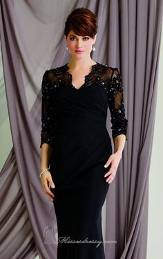 Mother of the Bride / Wedding guest -Jordan 6019P Dress - MissesDressy.com -one of my favs