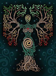 Tree by ORUPSIA on DeviantArt