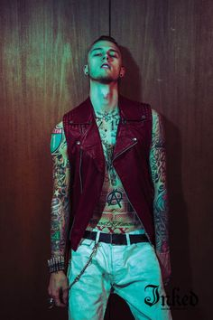 Machine Gun Kelly Interview - Inked Magazine