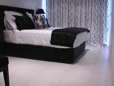 Cork Tiles - the best natural insulator, it will keep your house warm in winter and cool in summer. Cork Tiles, Cork Flooring, House Warming, Tile Floor, Colours, Interior Design, Cool Stuff, Natural, Bed