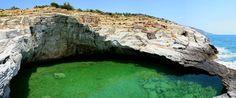 Giola Lagoon, Thassos Greece