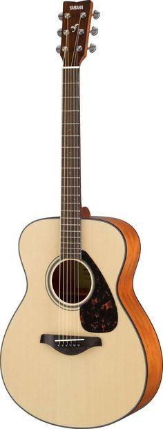 #guitar BRAND NEW Yamaha FS800 Folk Small Body Acoustic Guitar please retweet