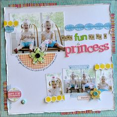 what fun to be a princess