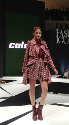 Donna Fashion Iguatemi Winter 2013 - Colcci