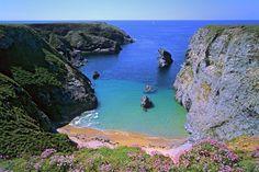 Belle-Île-en-Mer, Morbihan : Les plus belles îles de Bretagne - Linternaute